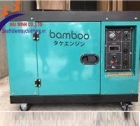 Máy phát điện diesel Bamboo 8800 (7KW)