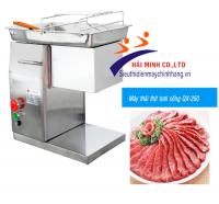 Máy thái thịt sống QX – 250