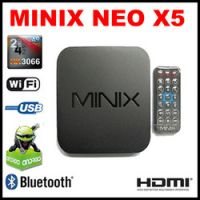 Android TV box Minix NEO X5