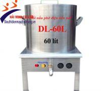Nồi nấu phở điện liền nồi DL-60L