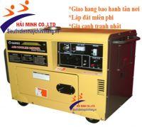 Máy phát điện chạy dầu 2,5KW-50KW