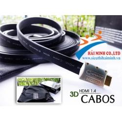 HDMI CABOS 1.4 (2m) cho phòng chiếu 3D