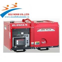 Máy phát điện diesel Elemax SH07D (KUBOTA) Nhật 5.5kva