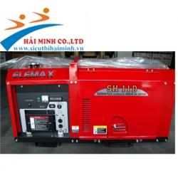 Máy phát điện diesel 1 pha Elemax SH11D (KUBOTA) Japan 8kva