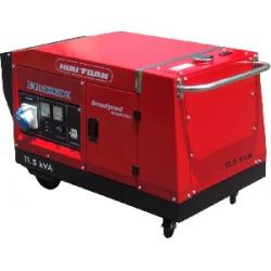 Máy phát điện HONDA HG16000SDX giảm thanh 1 pha 10kva