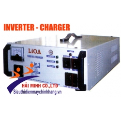 Máy đổi điện DC/AC – INVERTER LIOA 1000VA 12V