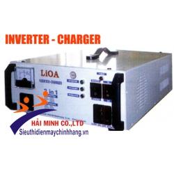 Máy đổi điện DC/AC – INVERTER LIOA 500VA 12V