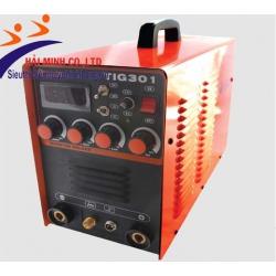 Máy hàn TIG dùng điện TIG-301    (có chức năng 2T/4T. 220V 1pha)