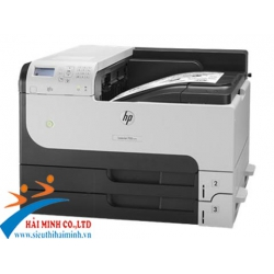 Máy in HP LaserJet Enterprise M712N