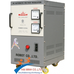 Ổn áp ROBOT 15KVA RENO 818 (150V-250V)
