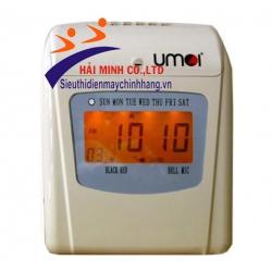 Máy chấm công thẻ giấy UMEI NE 6000