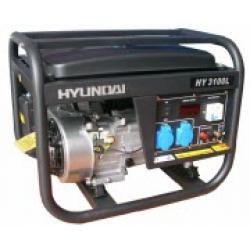 Máy phát điện xăng HYUNDAI HY3100L (2.5Kw) ( BỎ MẪU )