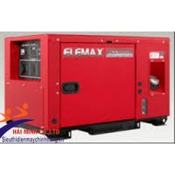 Máy phát điện diesel 1 pha Elemax SHX 8000DI (YANMAR 7kva Japan)