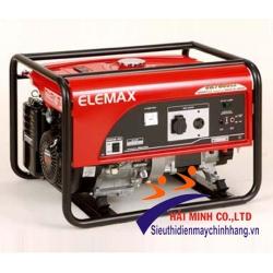 Máy phát điện Honda ELEMAX SH7600EX đề chưa acquy