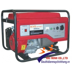 Máy phát điện HONDA Kyo THG 3200EX