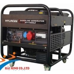 Máy phát điện xăng 3 pha Hyundai HY12000LE-3 (11.3ka) ( BỎ MẪU )