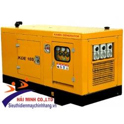 Máy phát điện diesel KAMA KDE-10S
