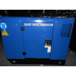 Máy phát điện diesel chống ồn Hyundai DHY12000SE (9kw)( BỎ MẪU )