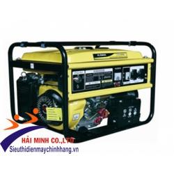 Máy phát điện xăng KAMA KGE-4000E