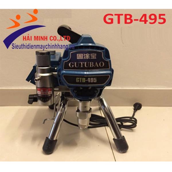 Máy Phun Sơn GTB - 495