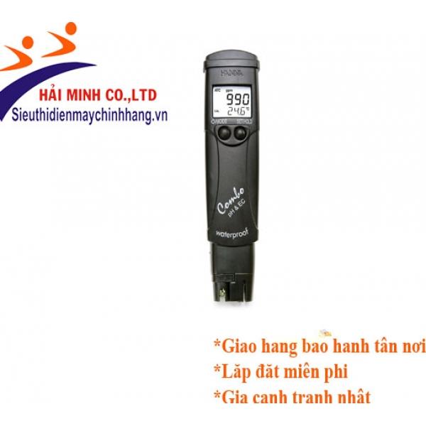 Máy đo độ pH hãng Hana HI98129
