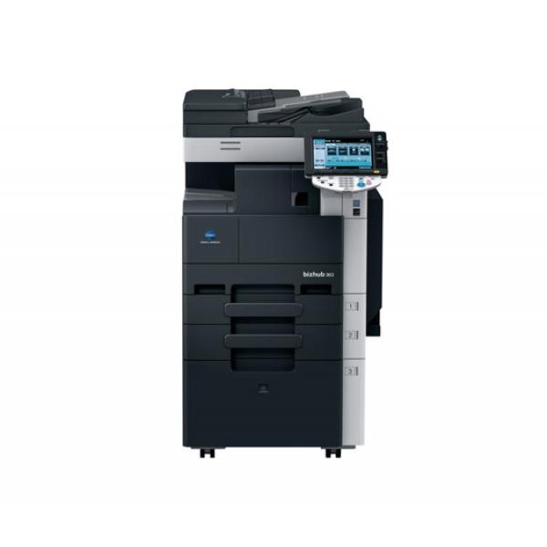 Máy Photocopy Konica Minolta Bizhub 363 CPS DD