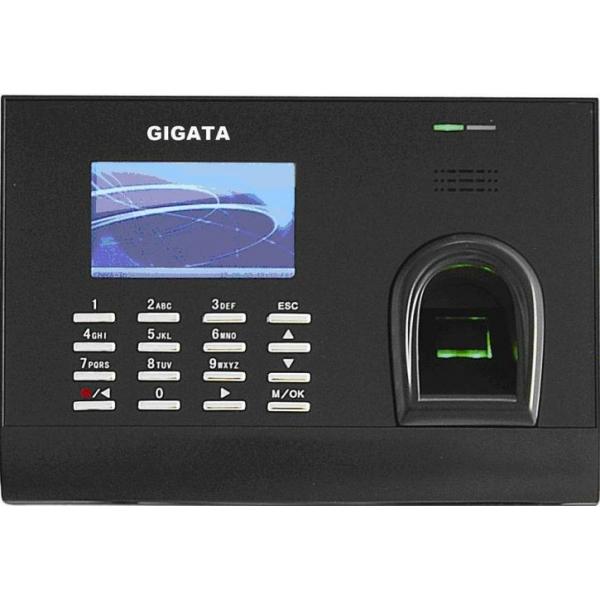 Máy chấm công vân tay và thẻ từ GIGATA 839