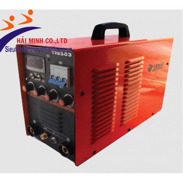 Máy hàn TIG dùng điện TIG-303    (có chức năng 2T/4T. 380V 3pha)