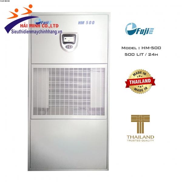 Máy hút ẩm công nghiệp FujiE HM-500