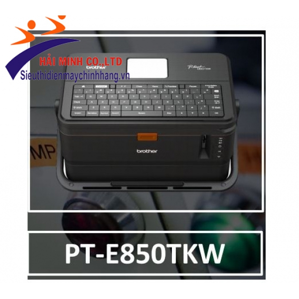 Máy in ống Brother PT-E850TKW