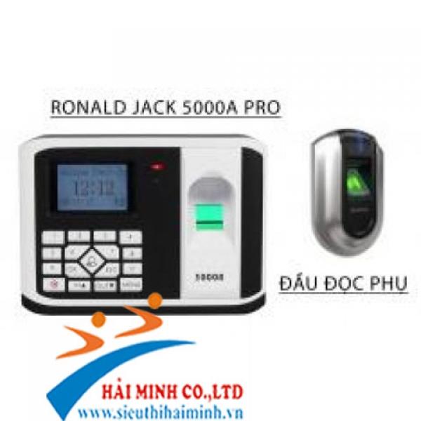 Máy chấm công RONALD JACK 5000A Pro