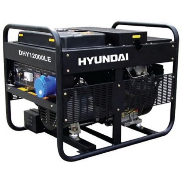 Máy phát điện dầu diesel Hyundai DHY12000LE (10kw)