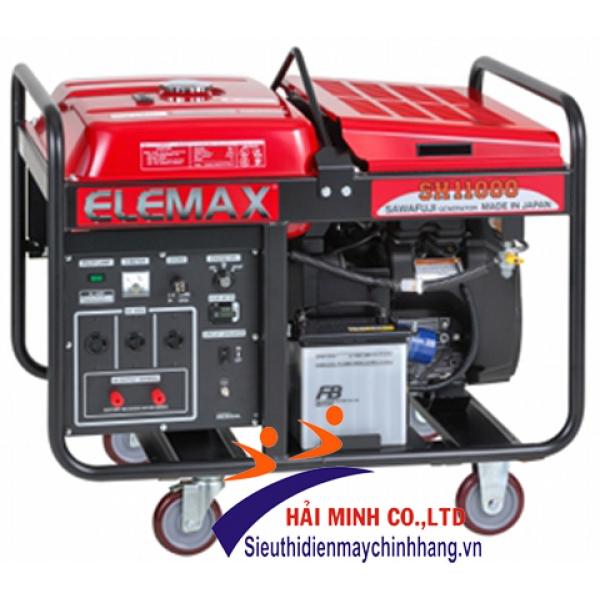 Máy phát điện ELEMAX SH11000 (Honda Nhật) 8.5kva