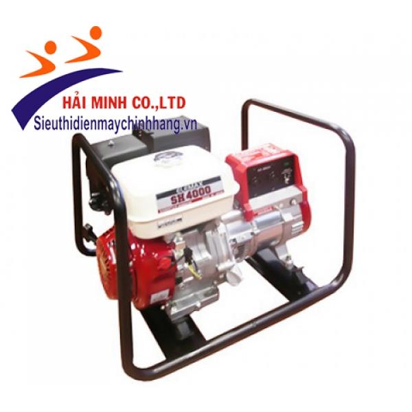 Máy phát điện Honda ELEMAX SH4000