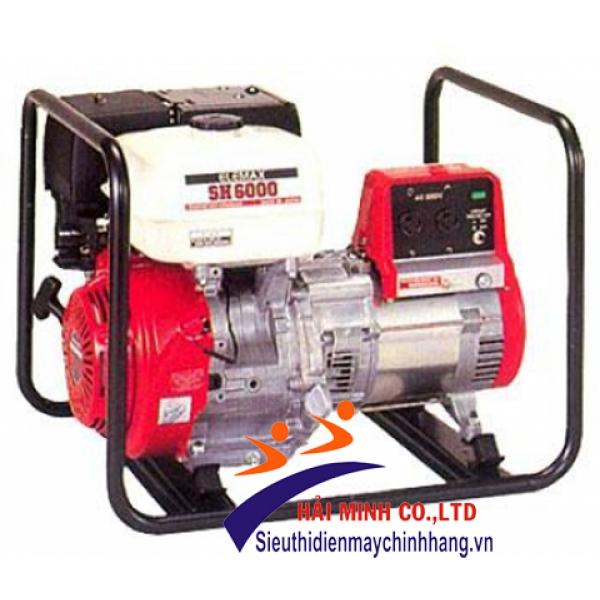 Máy phát điện Honda ELEMAX SH6000