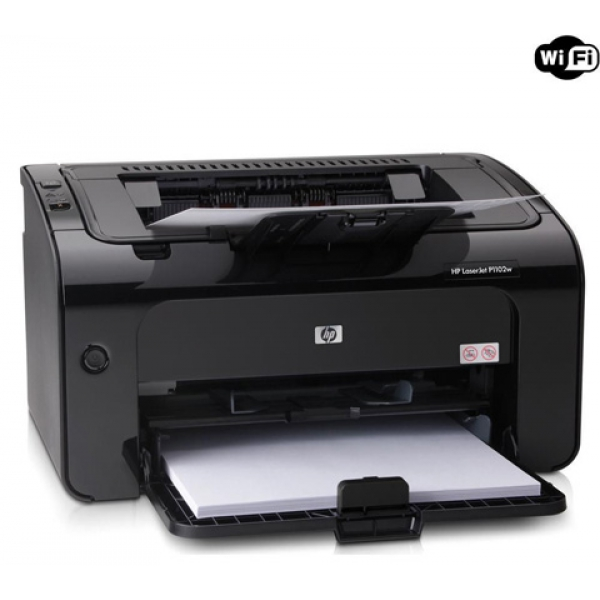 Máy in wifi HP laserjet P1102w