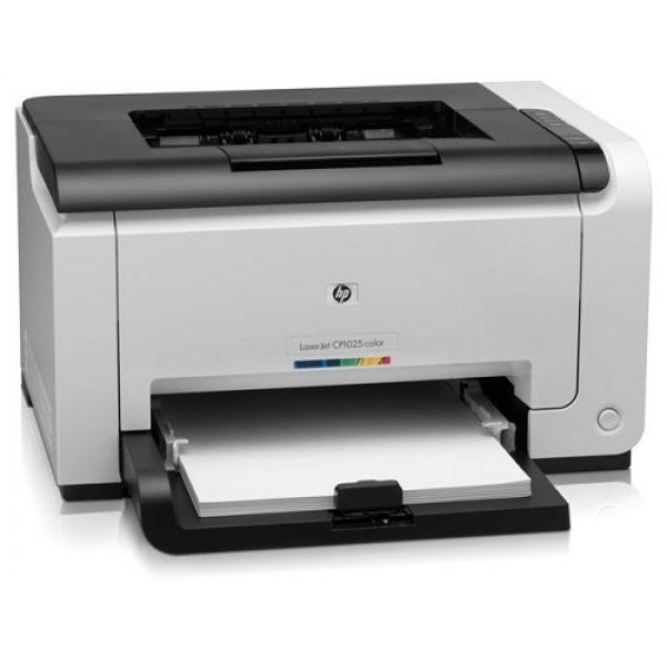 Máy in HP laser màu CP1025 ( BỎ MẪU )