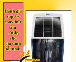 Cung cấp máy hút ẩm FujiE nhập khẩu chính hãng