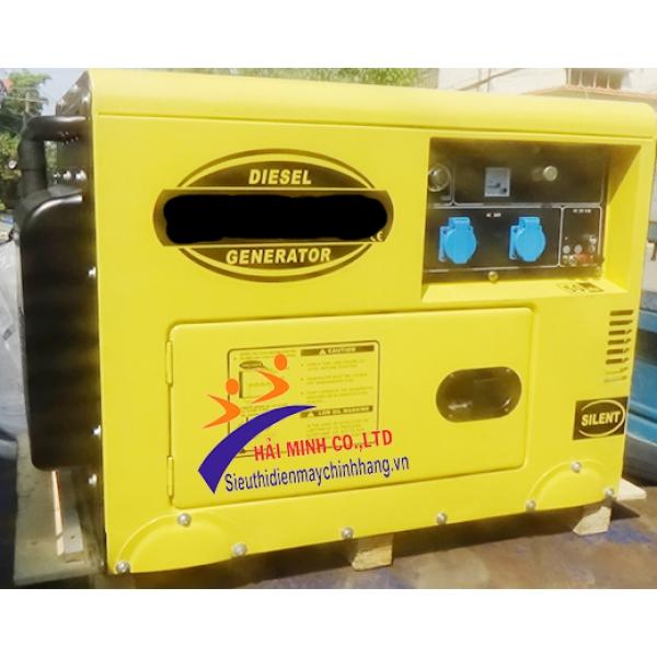 Máy phát điện Diesel MF5-SAG (5KVA)