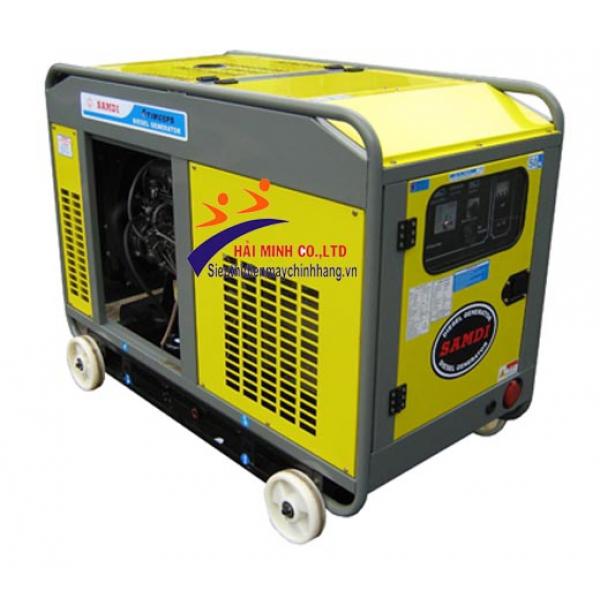 Máy phát điện Diesel Samdi SD15LX (15KVA)