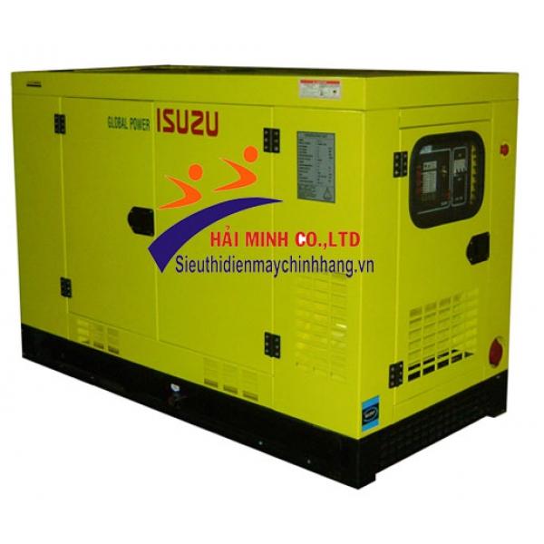 Máy phát điện ISUZU KP-I20 (22 KVA)