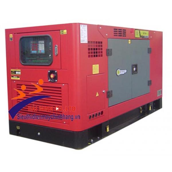 Máy phát điện ISUZU KP-I25 (27,5 KVA)
