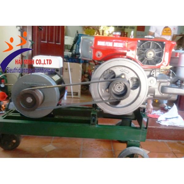 Máy phát điện động cơ Diesel 12KW