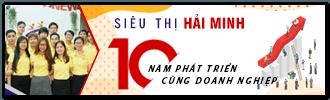 Hồ sơ năng lực Siêu Thị Điện Máy Hải Minh