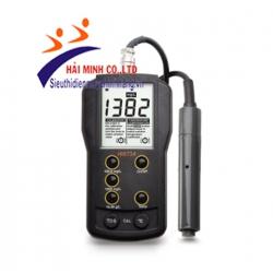 Máy đo TDS ba thang đo HI8734