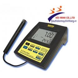 Máy đo pH/ORP/EC/TDS/mặn/nhiệt độ để bàn Milwaukee Mi180
