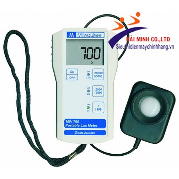 Máy đo ánh sáng điện tử hiện số MW700