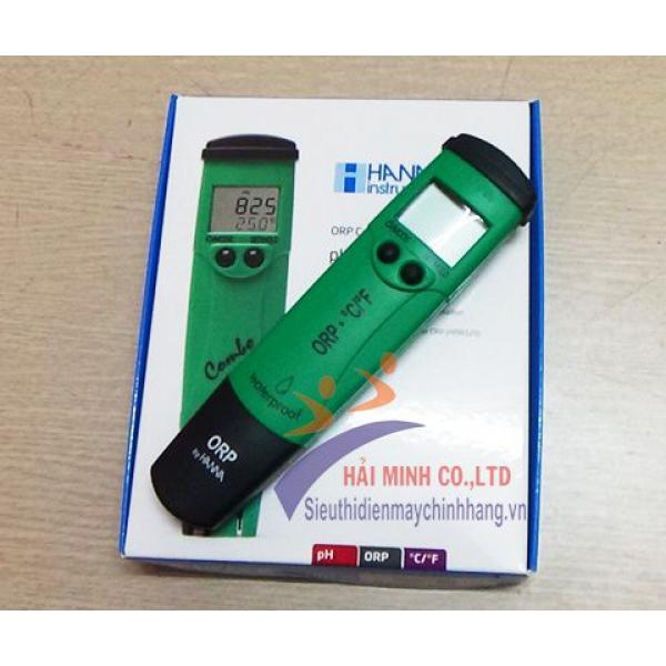 Máy đo độ pH hãng Hana HI98120