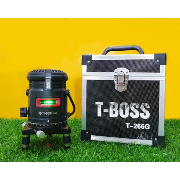 Máy cân mực tia xanh T-Boss T-266G