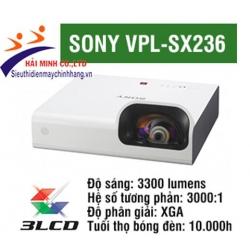 Máy chiếu Sony VPL-SX236